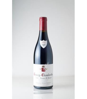 Gevrey-Chambertin 1er Cru Lavaux Saint Jacques Domaine Denis Mortet 2015