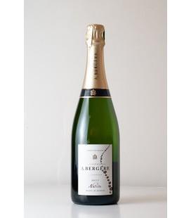 Champagne André Bergère Blanc de Blancs Brut Nature