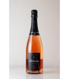 Champagne André Bergère Brut Rosé