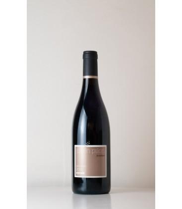 Vin de Pays de Collines Rhodaniennes Syrah Frontière Domaine Julien Pilon 2016