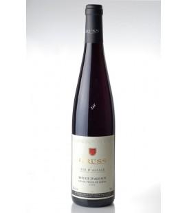 Rouge d'alsace pinot noir Six Pièces de Chêne Domaine Joseph Gruss & Fils 2010