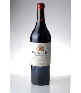 Côtes de Francs Château Le Puy Jean Pierre Amoreau cuvée Barthélémy  2005