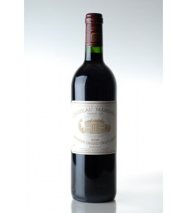 Margaux Château MARGAUX Premier Grand Cru classé 1998