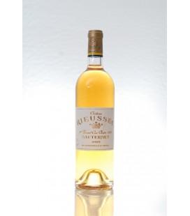 Sauternes premier grand cru classé  Château Rieussec 2005