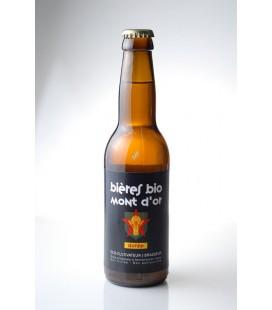 Bières Dorées Brasserie du Mont D'or bio par 6 bouteilles de 33cl