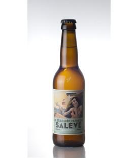 """Bières """"Special Bitter"""" bio de la brasserie du Mont Salève par 6 bouteilles de 33cl"""