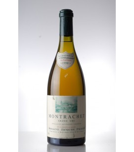 Montrachet Grand Cru Domaine Jacques Prieur 1998