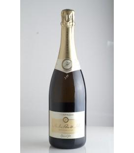 Champagne Gouttes d'Or Spécial Fût Domaine Harlin Père & Fils 2010
