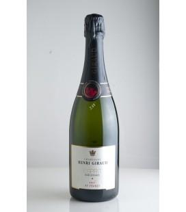 Champagne Esprit Blanc de Blanc Domaine Henri Giraud