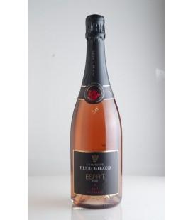 Champagne Esprit Rosé Domaine Henri Giraud