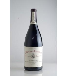 Magnum Châteauneuf-du-Pape rouge Hommage à Jacques Perrin Château de Beaucastel 2009