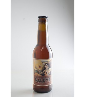 Bières IPA Indian Pale Ale bio de la brasserie du Mont Salève par 6 bouteilles de 33cl