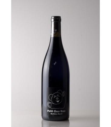 Côtes du Rhône Petit Ours Brun Domaine du Coulet Matthieu Barret 2014