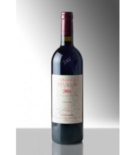 Vin de Pays des Bouches du Rhône Domaine de Trévallon 2004