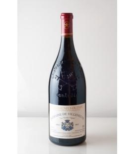 Magnum Châteauneuf-du-Pape Vieilles Vignes Domaine de Villeneuve Stanislas Wallut 2012