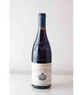 Châteauneuf-du-Pape Vieilles Vignes Domaine de Villeneuve Stanislas Wallut 2009