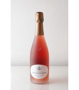 Champagne Rosé de Saignée Extra-Brut Premier Cru Larmandier - Bernier