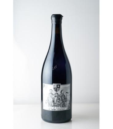 Magnum Vin de France Les Trois Barbus Matthieu Barret, David Reynaud, Stanislas Wallut 2014