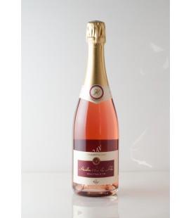 Champagne Gouttes d'Or Rosé Domaine Harlin Père & Fils