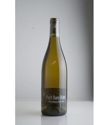 Vin de France Petit Ours Blanc Domaine du Coulet Matthieu Barret 2016